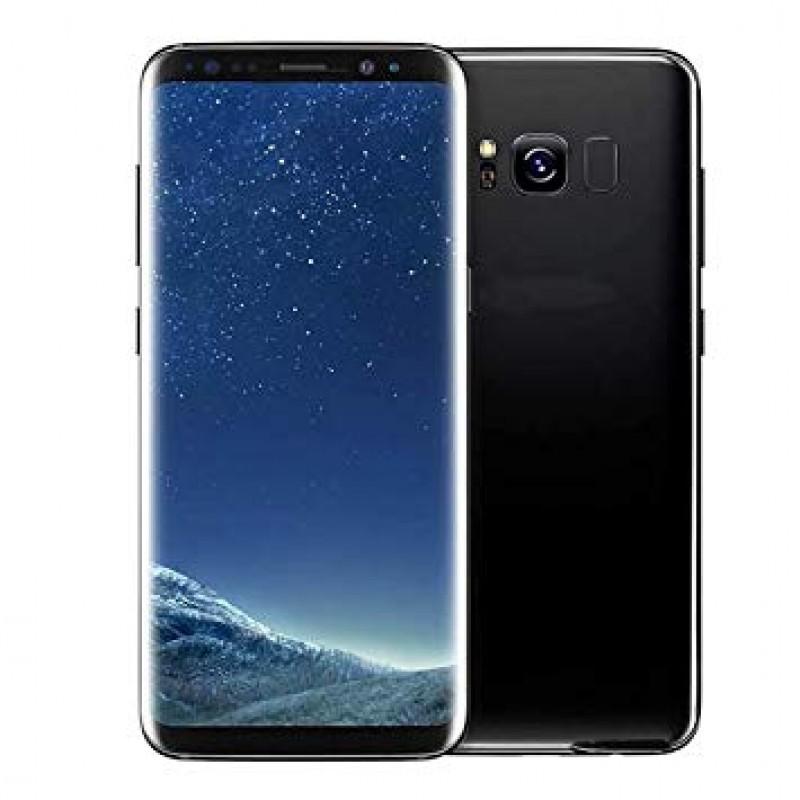 Cellulaire Samsung Usagé (B) Galaxy S8 G950 64 Go Déverrouillé Noir