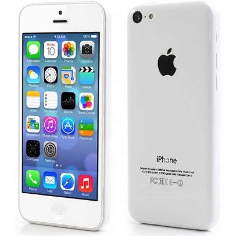 Cellulaire Apple Usagé (B) iPhone 5C 16 Go Bell Blanc