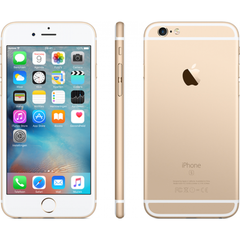 Cellulaire Apple Usagé (B) iPhone 6 16 Go Bell Or