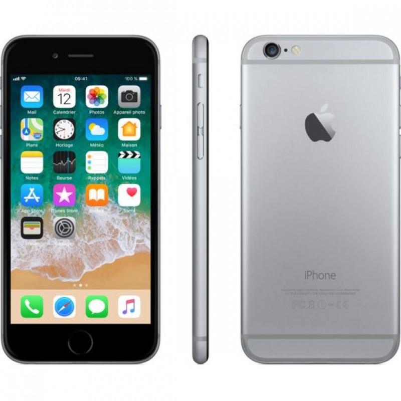 Cellulaire Apple Usagé (B) iPhone 6S 64 Go Déverrouillé Gris