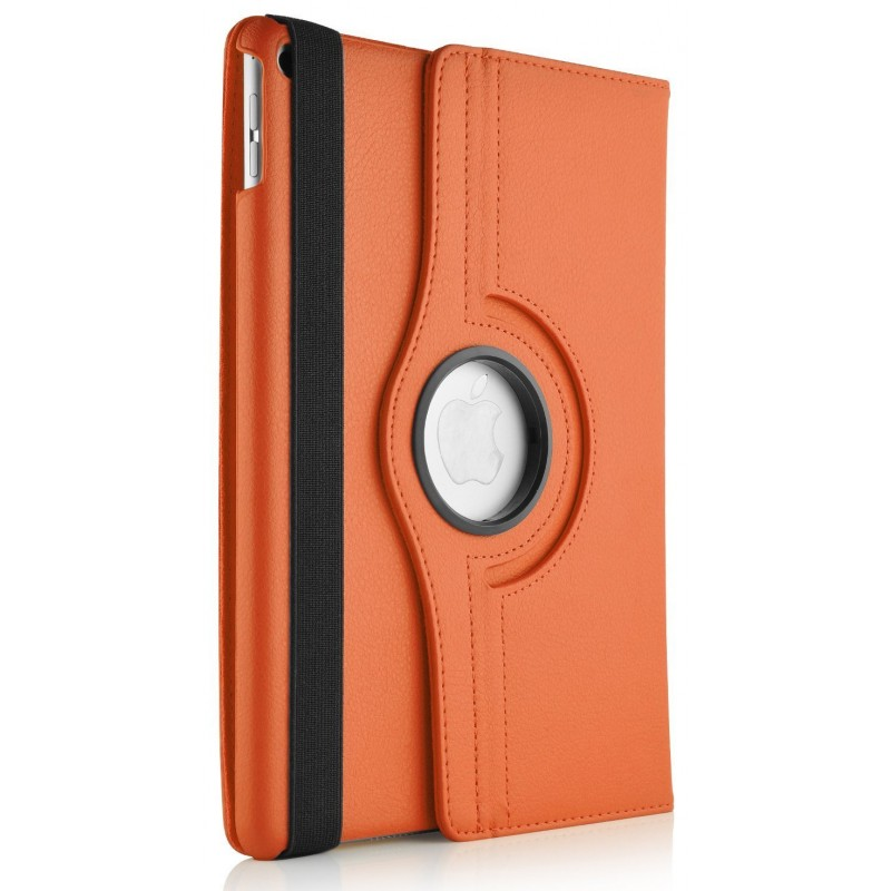 Etui 360 pour IPad AIR / ORANGE