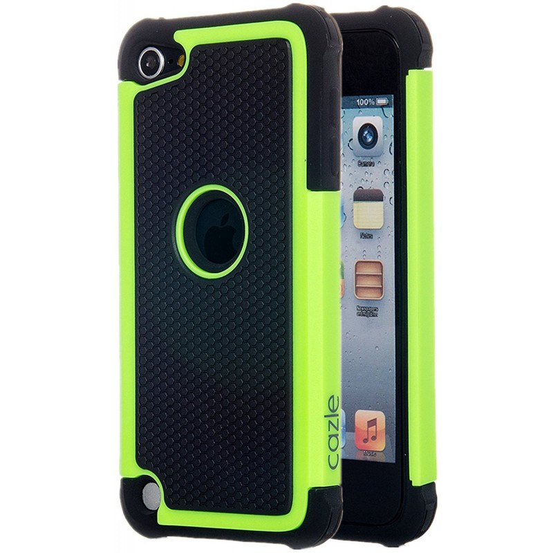 Étui Plan B Télécom Hybride iPhone 7 Antichoc Vert