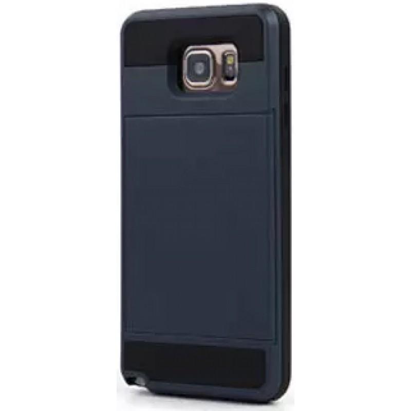 Étui Plan B Télécom iPhone 6 Porte cartes Bleu marin