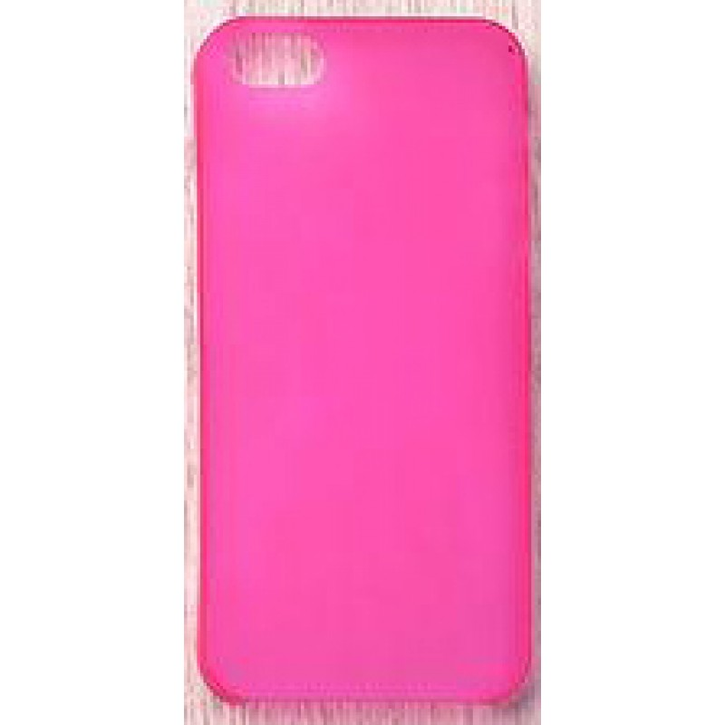 Étui Plan B Télécom Ultra-Mince iPhone 6 iPhone 6S Coque rigide Transparent Rose