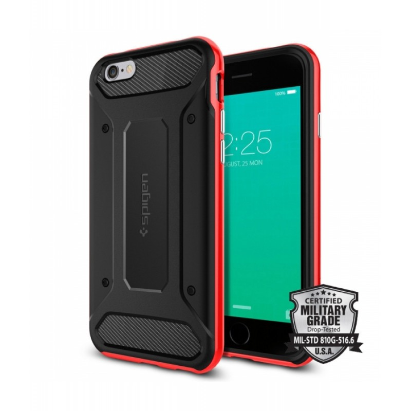 Étui Spigen Neo Hybrid iPhone 6 Rouge