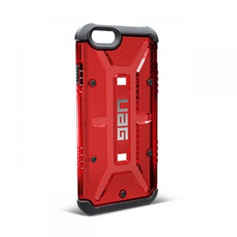 Étui UAG Composite iPhone 6 iPhone 6S Antichoc Magma Rouge
