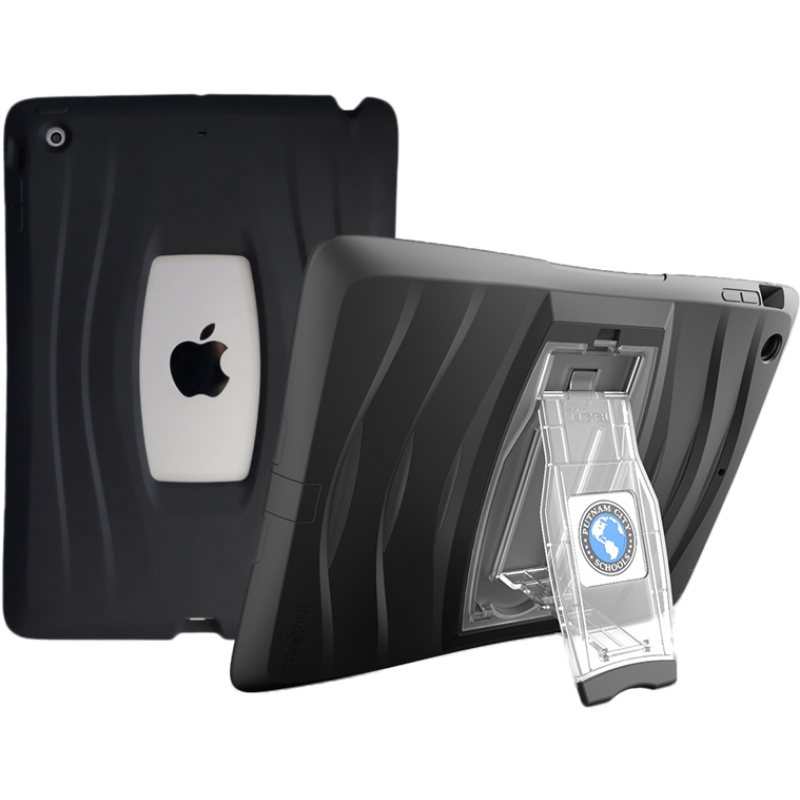 Étui Uzibull ShockWave iPad mini 4 Noir