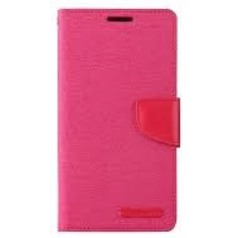 Étui Galaxy A5 / A500 Porte feuille Fuschia