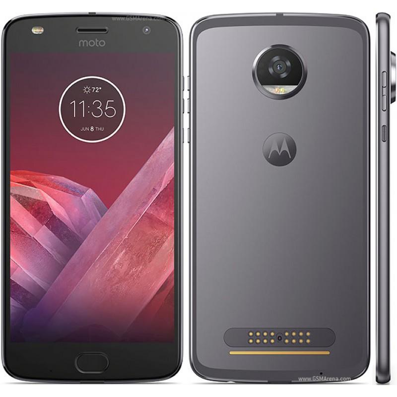 Cellulaire Motorola Neuf Z2-PLAY Déverrouillé Noir