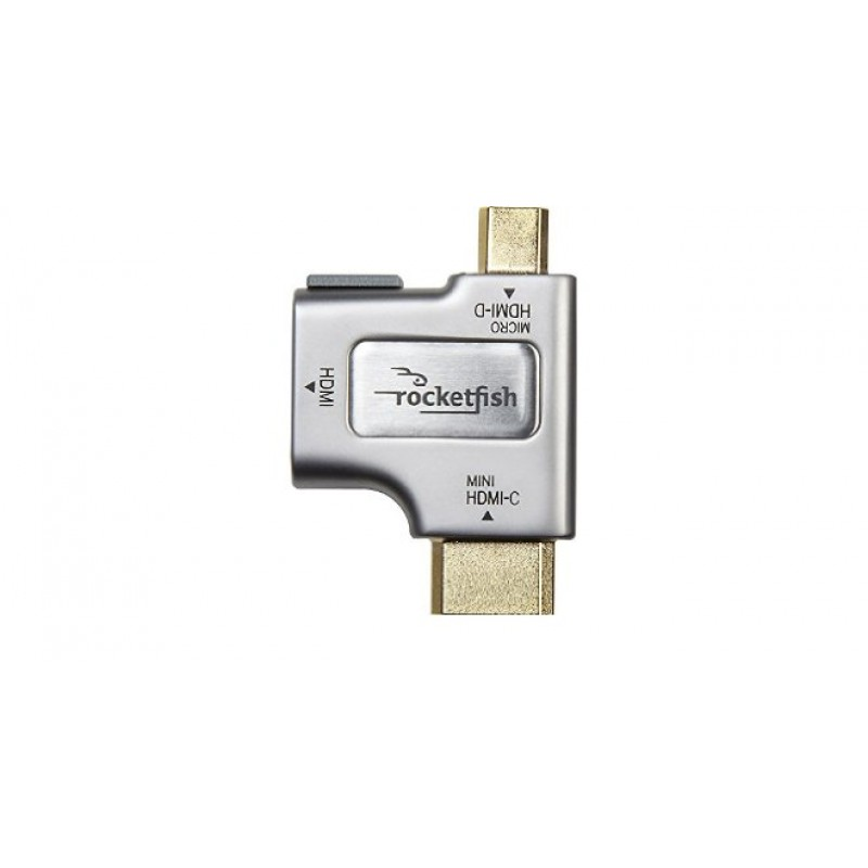 Adaptateur Rocketfish Mini/Micro HDMI Adapter