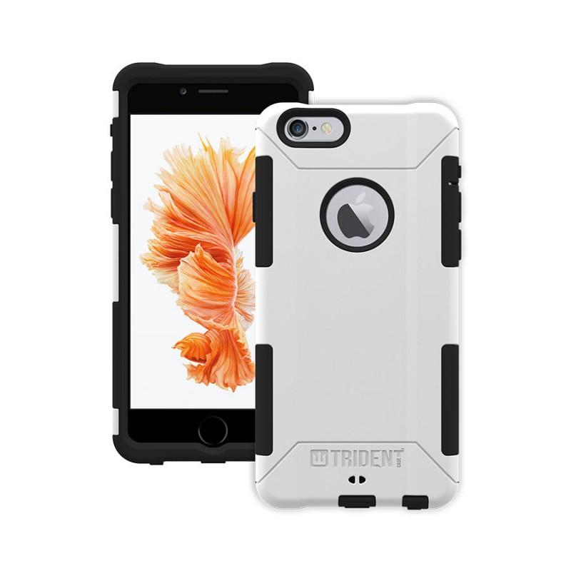 Étui Trident Aegis iPhone 6 iPhone 6S Antichoc Blanc