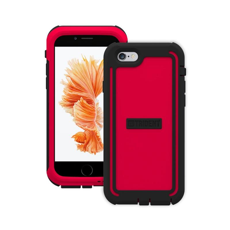Étui Trident Cyclops iPhone 6 iPhone 6S Antichoc Rouge